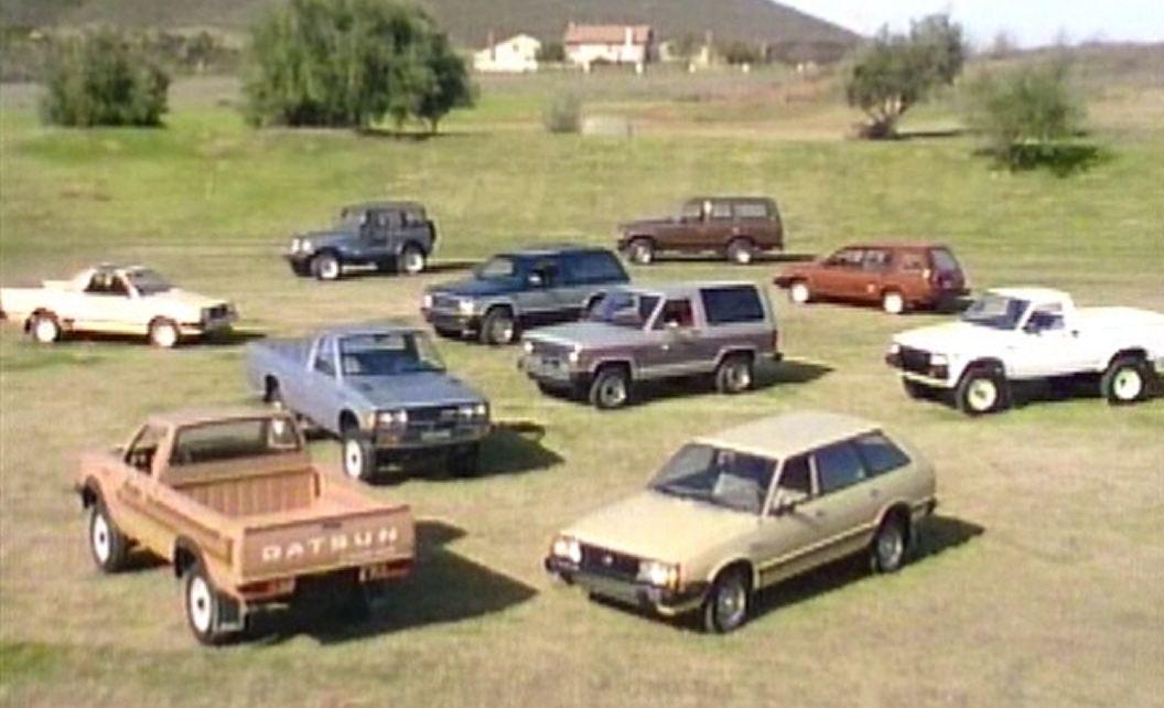 » 1984 Ford Bronco II vs Blazer Promo Video