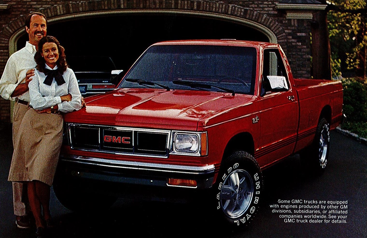 Gmc on 1991 Dodge Daytona