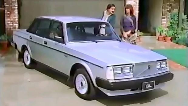 Volvo X on 1984 Volvo Turbo