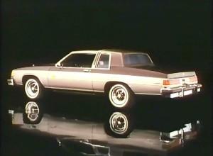 » 1984 Buick LeSabre Manufacturer Promo