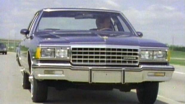 187 1984 Chevrolet Caprice Amp Impala Manufacturer Promo Vid
