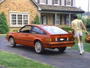 187 1984 Chevrolet Cavalier Manufacturer Promo