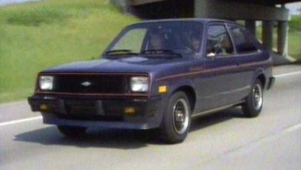 187 1984 Chevrolet Chevette Manufacturer Promo