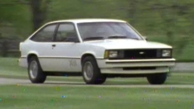 » 1984 Chevrolet Citation Promo