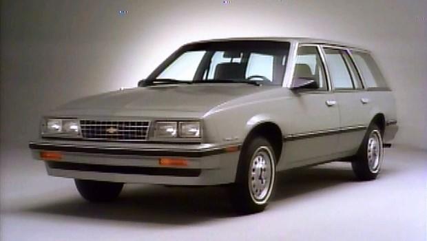 Toyota Station Wagon >> » 1984 Chevrolet Celebrity & Cavalier Wagons Promo