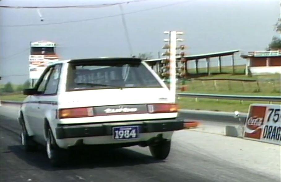 187 1984 Dodge Colt Gts Turbo Test Drive