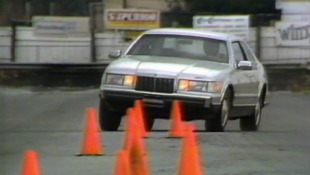 1984 Lincoln Mark Vii Lsc Test Drive