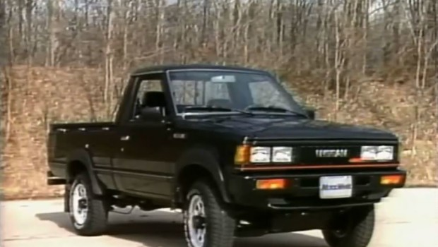 187 1984 Nissan S T Pickup 4 215 4 Test Drive