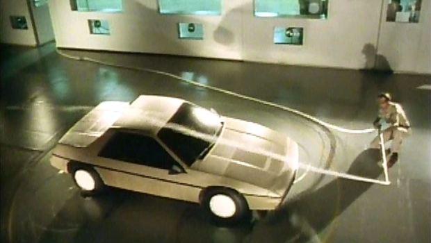 187 1984 Pontiac Fiero 2m4 A Car Is Born