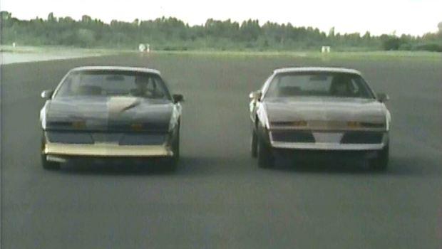 187 1984 Pontiac Firebird Manufacturer Promo