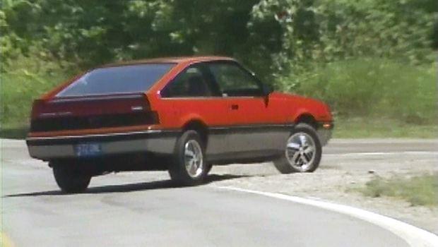 Pontiac Sunbird X