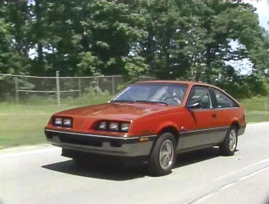 187 1984 Pontiac 2000 Sunbird Manufacturer Promo