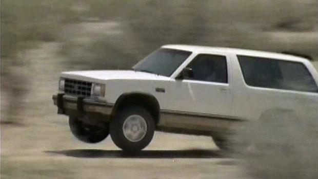 Chevrolet S Blazer X on 1993 Chevrolet Blazer