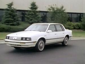 » 1985 Oldsmobile Cutlass Ciera Manufacturer Promo – Canada
