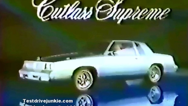 Oldsmobile Cutlass Supreme X on 1987 Dodge Raider