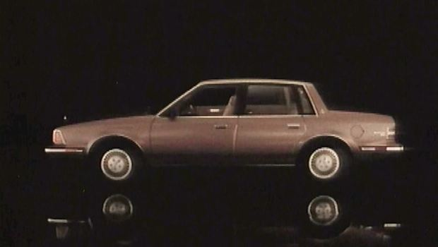 buick century manufacturer promo