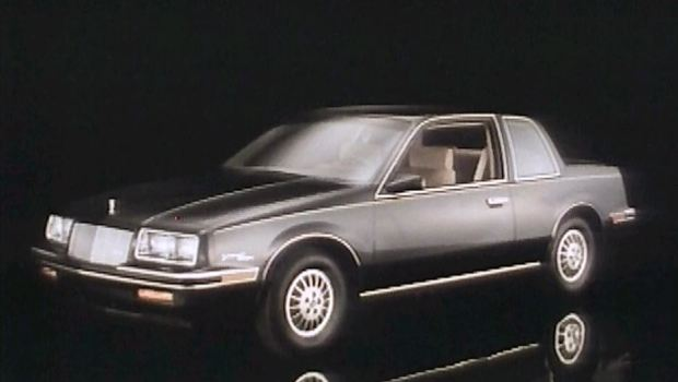 » 1985 Buick Regal Somerset Manufacturer Promo