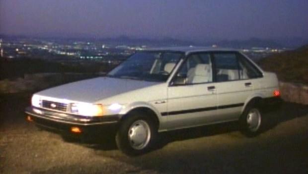 » 1985 Chevrolet Nova Manufacturer Promo