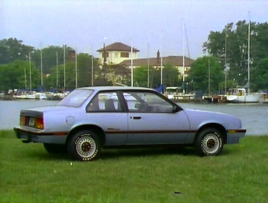 1985 Chevrolet Cavalier Manufacturer Promo Video on mercury concept cars