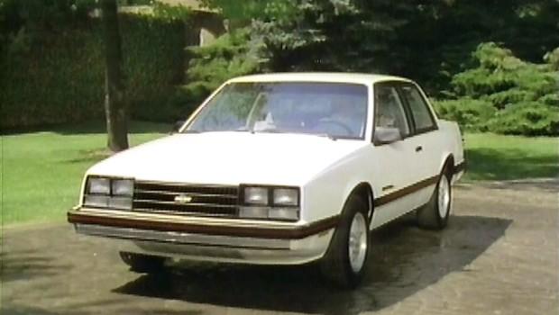 187 1985 Chevrolet Celebrity Manufacturer Promo