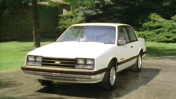 Gas Mileage of 1985 Chevrolet Celebrity - FuelEconomy.gov