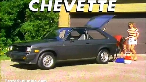 Chevy chevette 1985