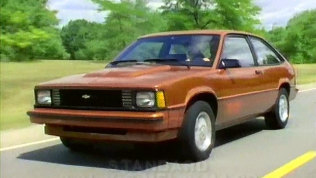187 1985 Chevrolet Citation Manufacturer Promo