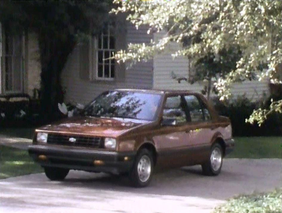 1985 Chevrolet Spectrum Manufacturer Promorhtestdrivejunkie: 1988 Chevy Spectrum Engine Diagram At Gmaili.net