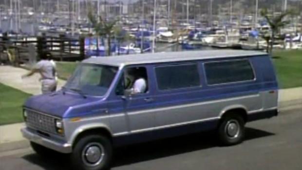 187 1985 Ford Econoline Manufacturer Promo
