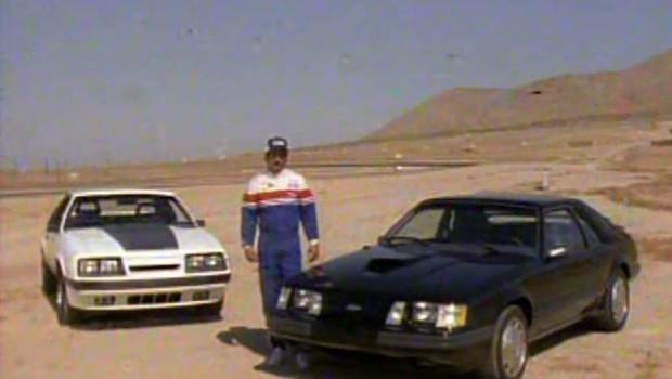 Bobby Rahal Toyota >> » 1985 Ford Mustang GT & SVO Manufacturer Promo – Bobby Rahal