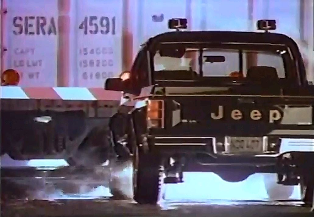 1985 Jeep Comanche Commercials