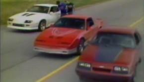 1985 ponycars