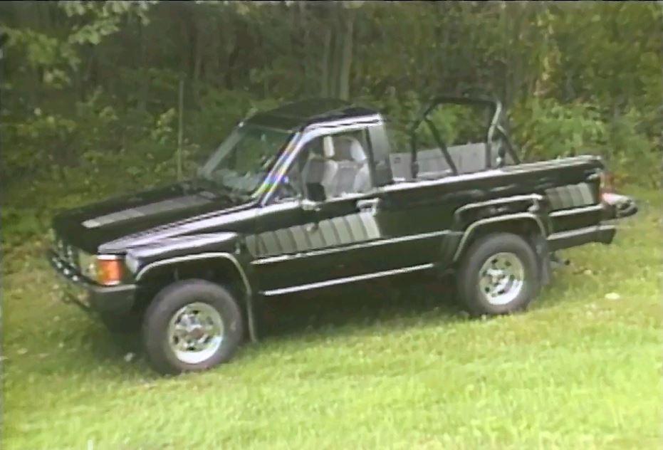 187 1985 Toyota 4runner Sr5 Test Drive