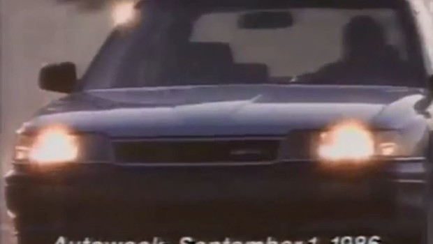 » 1986 Acura Legend Commercial