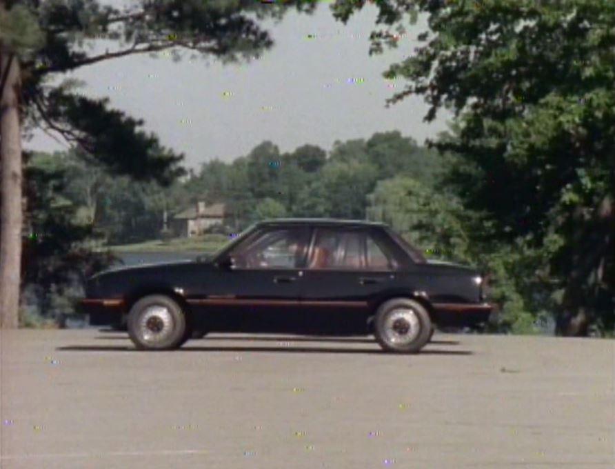 » 1986 Chevrolet Cavalier Manufacturer Promo