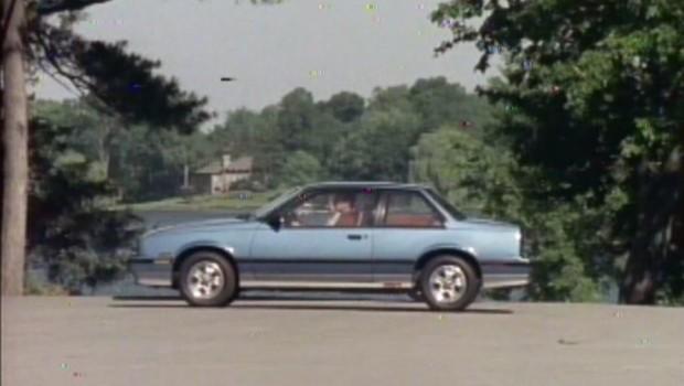 187 1986 Chevrolet Cavalier Manufacturer Promo
