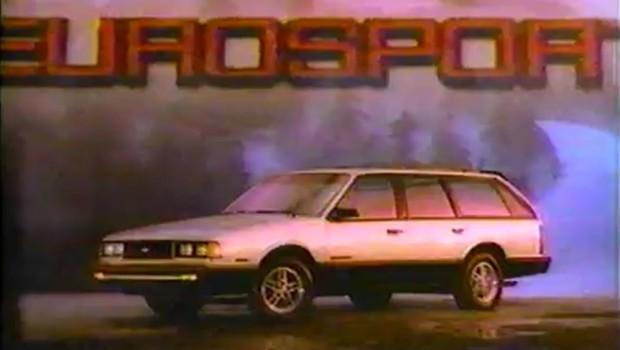 » 1986 Chevrolet Celebrity Eurosport Wagon Commercial