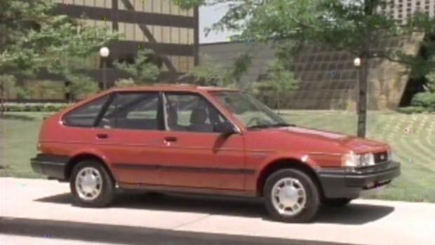 Chevy Dealership Austin >> » 1986 Chevrolet Nova Manufacturer Promo