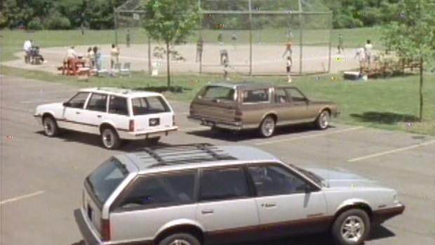 Fields Chrysler Jeep Dodge Ram >> » 1986 Chevrolet Station Wagons Manufacturer Promo
