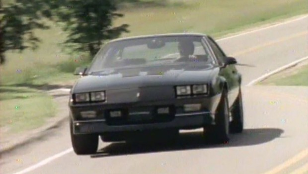 187 1986 Chevrolet Camaro Manufacturer Promo