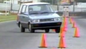 1986 Nissan stanza wagon