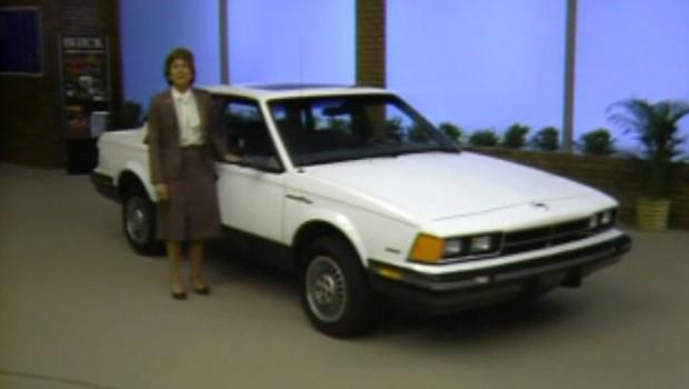 » 1986 Buick Century Manufacturer Promo
