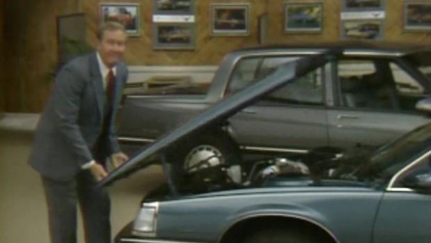 Lexus Is 350 >> » 1986 Buick Electra Park Avenue Manufacturer Promo