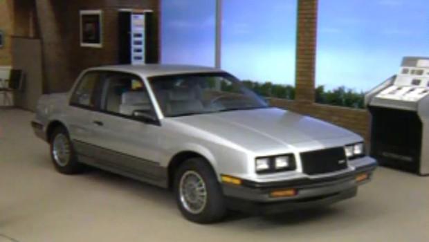 187 1986 Buick Somerset Manufacturer Promo