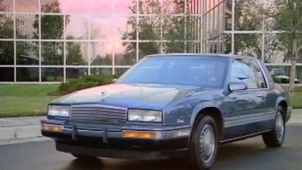 1986 cadillac eldorado promo test drive junkie