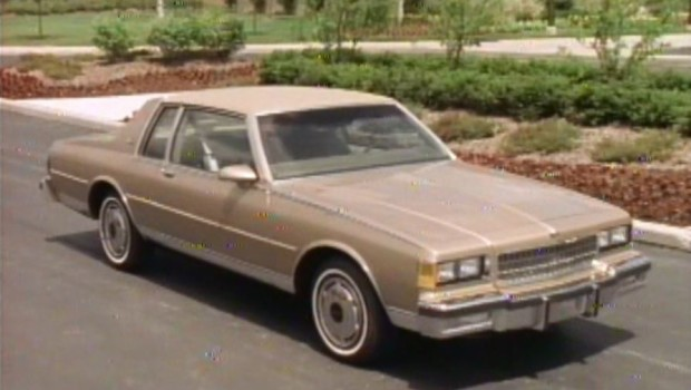 1986 Chevrolet Caprice Manufacturer Promo