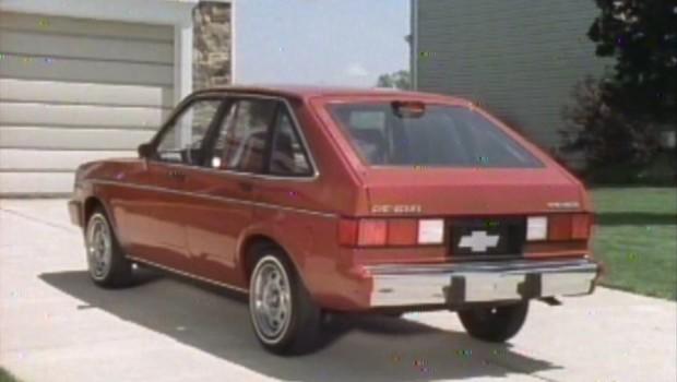 » 1986 Chevrolet Chevette Manufacturer Promo