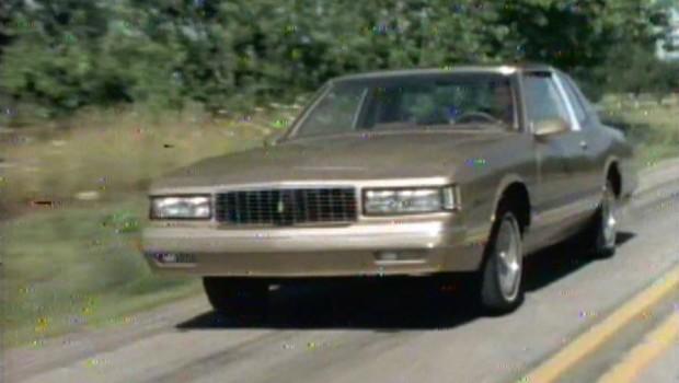 2016 Chevy Monte Carlo >> » 1986 Chevrolet Monte Carlo Manufacturer Promo