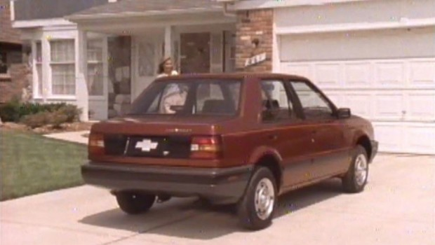 Chevrolet Spectrum X on 1991 Buick Lesabre