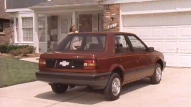 » 1986 Chevrolet Spectrum Manufacturer Promo